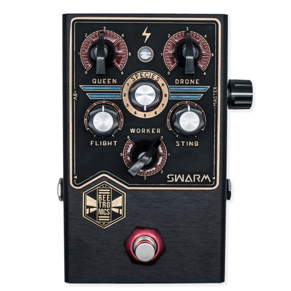 Pédale overdrive / distortion / fuzz Beetronics Swarm