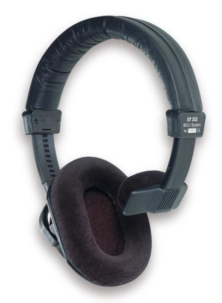 Casque studio & dj Beyerdynamic DT252