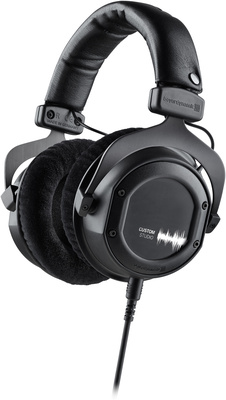 Casque studio & dj Beyerdynamic Custom Studio - Noir