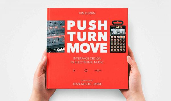 Librairie piano, clavier Bjooks PUSH TURN MOVE