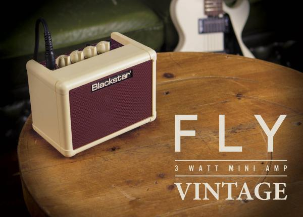 Mini ampli guitare Blackstar Fly 3 Vintage