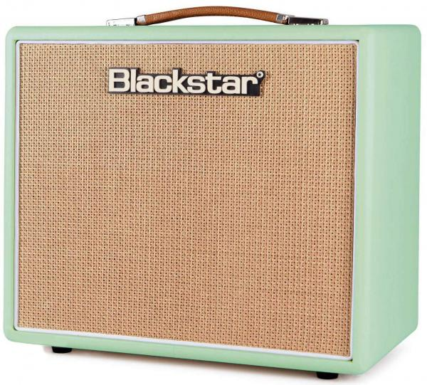 Combo ampli guitare électrique Blackstar Studio 10 6L6 Ltd - Surf Green