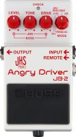 Pédale overdrive / distortion / fuzz Boss Angry Driver JB-2