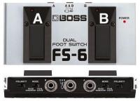 Footswitch & commande divers Boss FS6