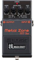 Pédale overdrive / distortion / fuzz Boss MT-2W Metal Zone Waza Craft