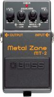 Pédale overdrive / distortion / fuzz Boss MT-2 Metal Zone