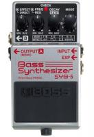 Pédale harmoniseur Boss SYB-5 Bass Synthetizer