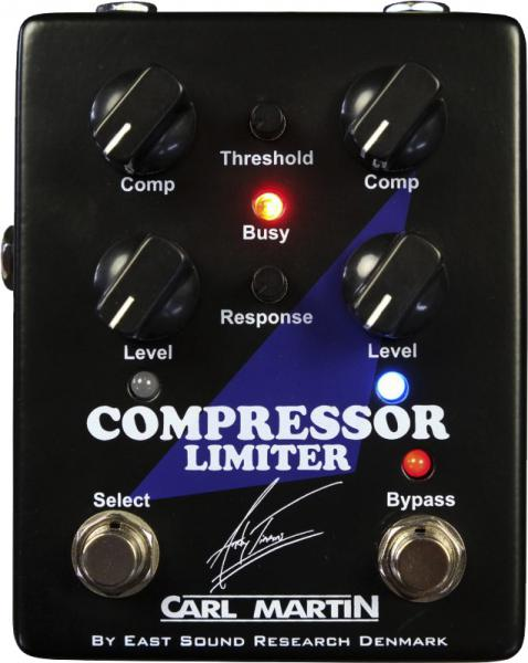 P 233 Dale Compression Sustain Noise Gate Carl Martin Andy