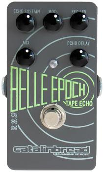 Pédale reverb / delay / echo Catalinbread BELLE EPOCH