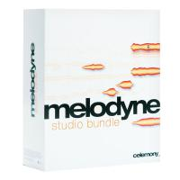 Plug-in effet Celemony Melodyne 4 studio Upgrade