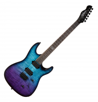 Guitare électrique solid body Chapman guitars ML1 Standard Modern V2 - Abyss