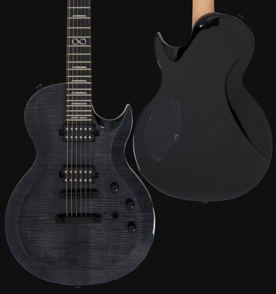 Guitare électrique solid body Chapman guitars ML2 Standard Modern V2 - lunar