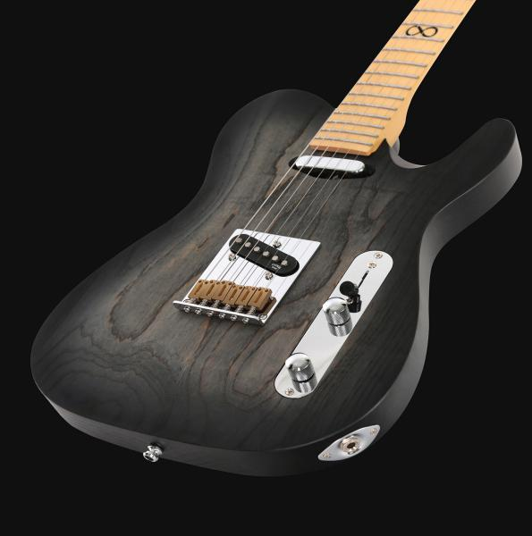Guitare électrique solid body Chapman guitars ML3 Pro Traditional - shadow