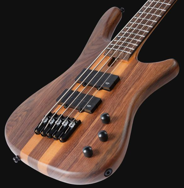 Basse électrique solid body Chapman guitars MLB1-5 Pro - natural