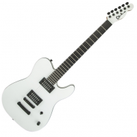 Guitare électrique solid body Charvel Joe Duplantier Pro-Mod Style 2 Signature - Satin white