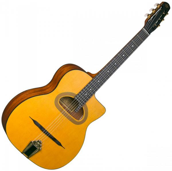 Guitare manouche Cigano GJ-0 - Natural satin