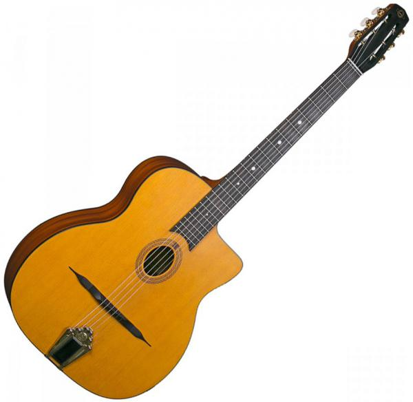 Guitare manouche Cigano GJ-10 - natural