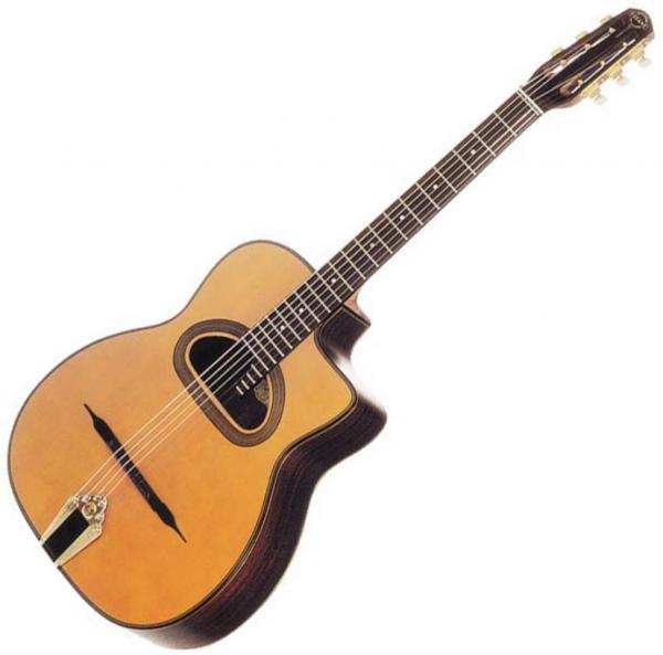 Guitare manouche Cigano GJ-15 - Natural satin