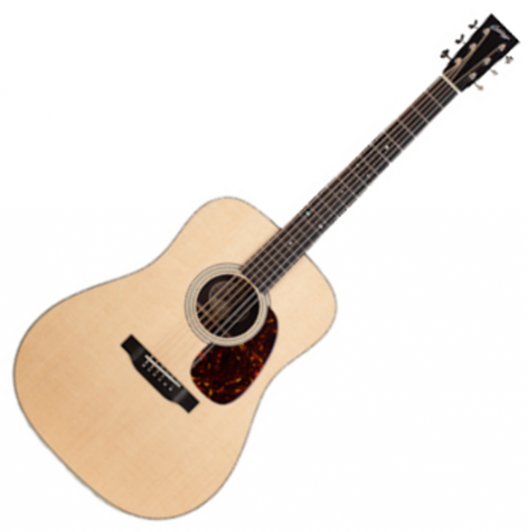 Guitare folk & electro Collings D2H - Natural