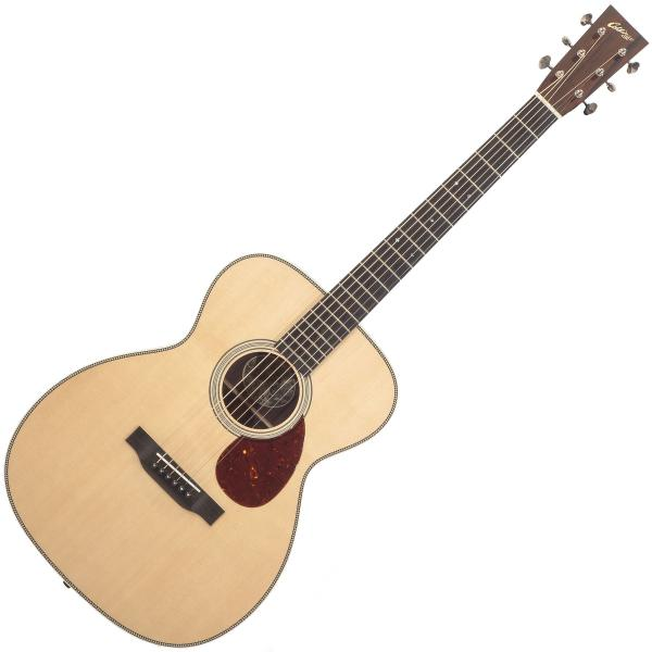Guitare folk & electro Collings OM2H Custom #28429 - Natural