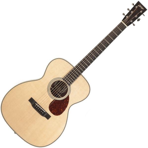 Guitare folk & electro Collings OM2H Custom (#28537) - Natural