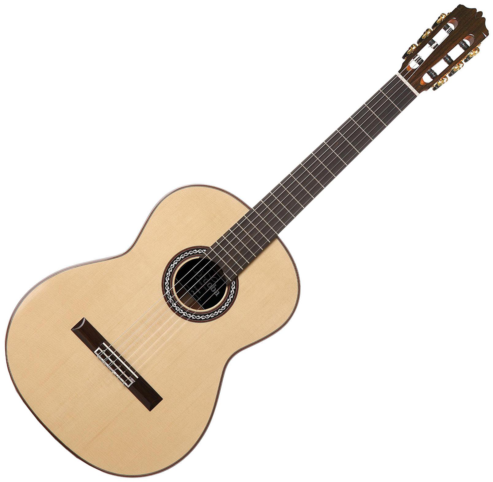 Guitare classique format 4/4 Cordoba Luthier C9 Spruce ...