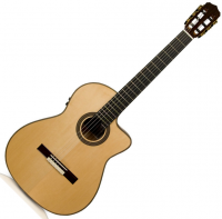 Guitare classique format 4/4 Cordoba Fusion 12 Maple - Natural maple
