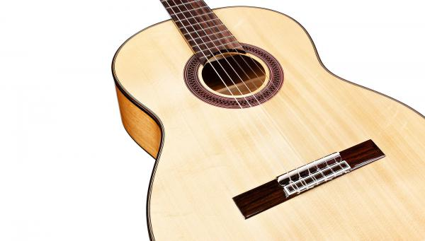 Guitare classique format 4/4 Cordoba Traditional F7 Flamenco +Bag - natural