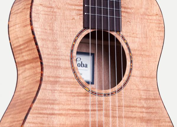 Guitare folk voyage Cordoba Mini II FMH - natural