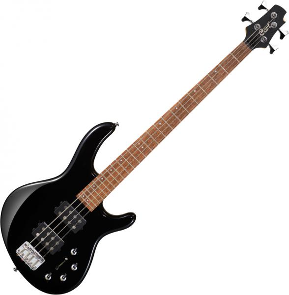 Basse électrique solid body Cort Action HH4 - black
