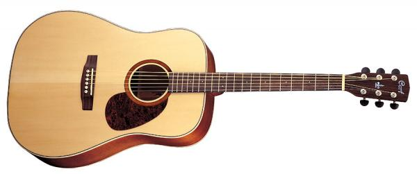 Guitare folk & electro Cort Earth 100 - natural satin