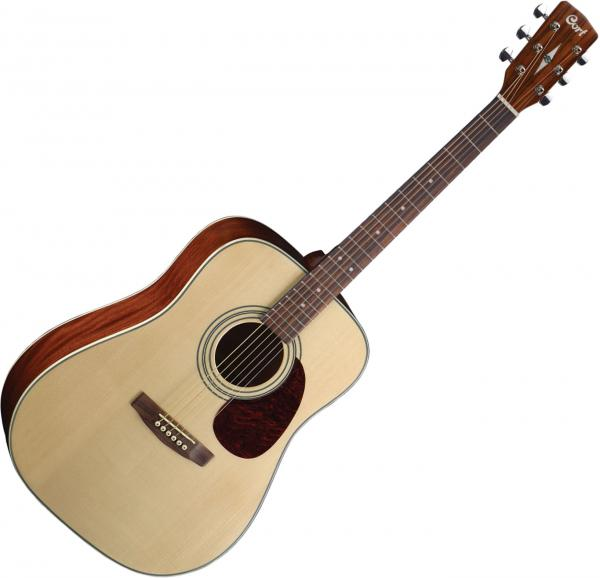 Guitare folk Cort Earth 70 2019 - natural