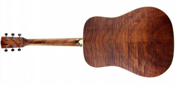 Guitare folk & electro Cort Earth 70 FMH - natural open pore