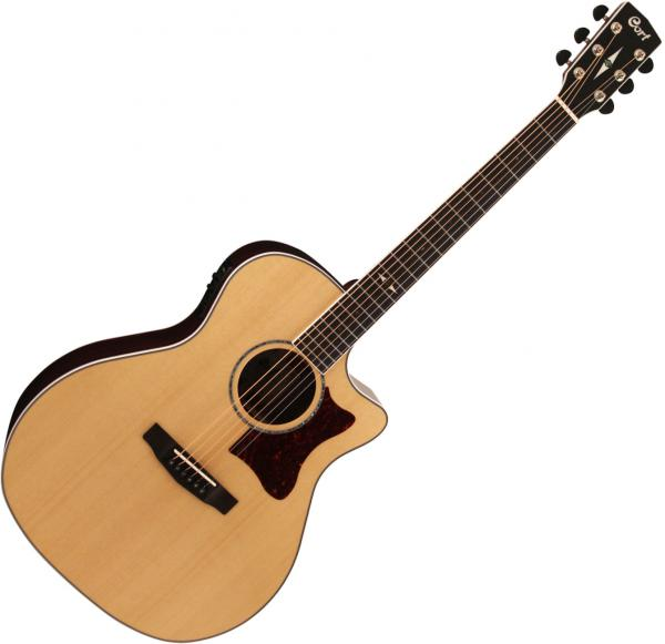 Guitare folk Cort GA5F-PF - natural