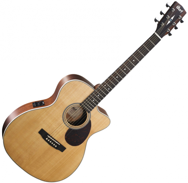 Guitare folk & electro Cort Luce L100-OC - Natural satin