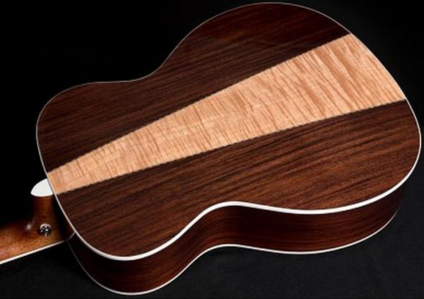 Guitare folk & electro Cort Luce L500-O - natural gloss
