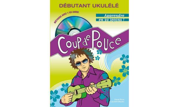 librairie ukulele coup de pouce d butant ukul l cd star 39 s music. Black Bedroom Furniture Sets. Home Design Ideas