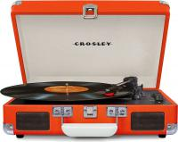Platines vinyles hifi Crosley Cruiser Deluxe Orange