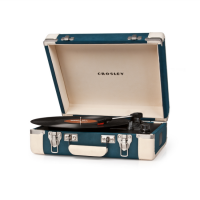 Platines vinyles hifi Crosley Executive Blue/ Cream