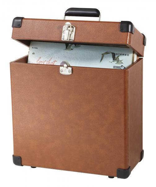 Mobilier rangement dj Crosley Record Carrier Case