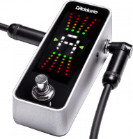 Accordeur en pedale D'addario CT-20 Chromatic Pedal Tuner