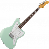 Guitare électrique solid body G&l Tribute Doheny - Surf green