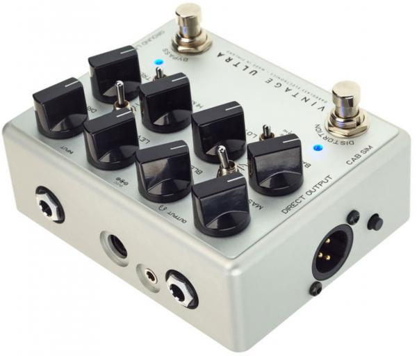 Pédale overdrive / distortion / fuzz Darkglass Vintage Ultra V2 Bass Overdrive