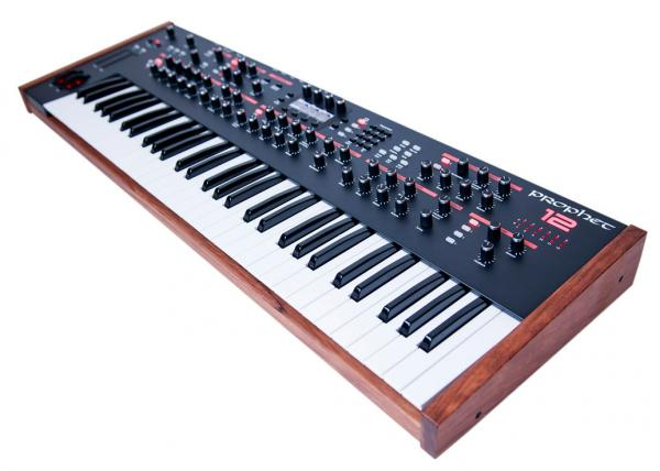 Synthétiseur Dave smith instruments Prophet 12 Keyboard
