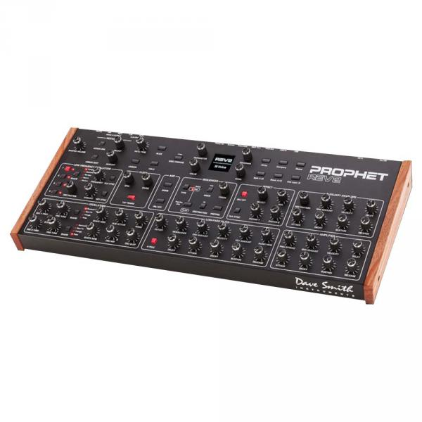 expandeur dave smith instruments prophet rev2 8 module star 39 s music. Black Bedroom Furniture Sets. Home Design Ideas
