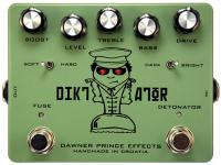 Pédale overdrive / distortion / fuzz Dawner prince Diktator Preamp/OD/Distortion
