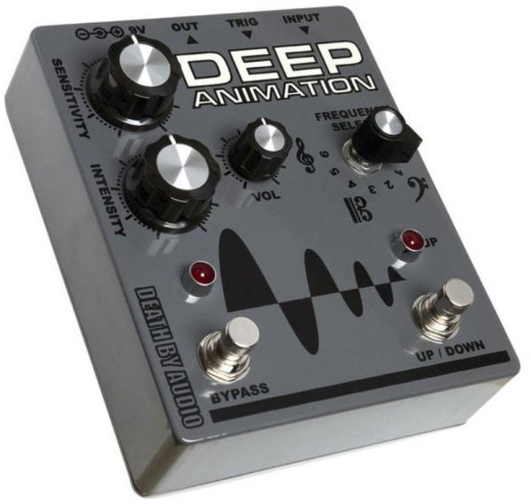 Pédale overdrive / distortion / fuzz Death by audio Deep Animation