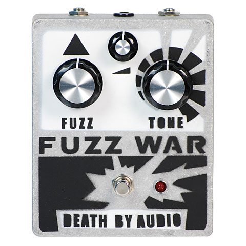 Pédale overdrive / distortion / fuzz Death by audio Fuzz War