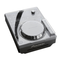 Capot protection dj Decksaver CDJ350 Transparent