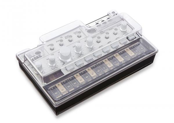 Capot protection dj Decksaver Korg Volca Series cover (Beats, Bass, Keys, Sample)